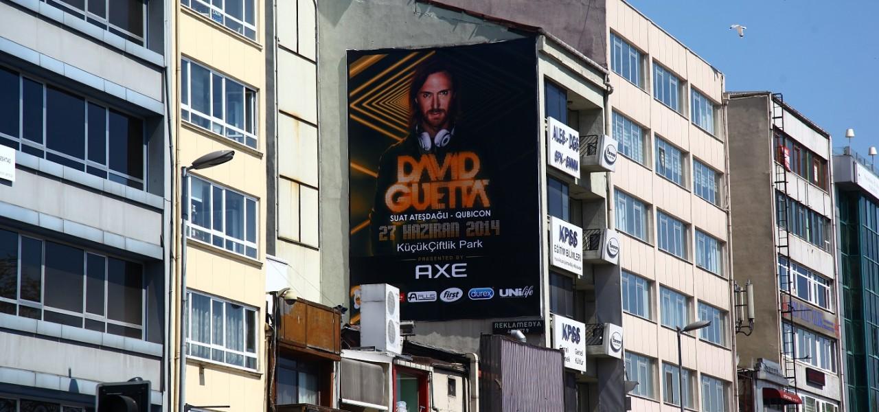 Beşiktaş Unilife David Guetta 08.04 (1)