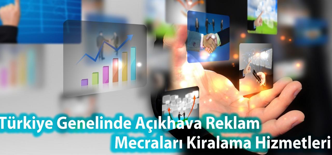 Türkiye Açıkhava Medya Planlama ve Satın Alma  Mecra Kiralama