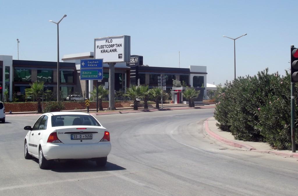 Adana Organize Sanayi Bölgesi Totem